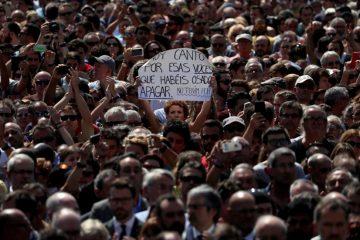 """""""არ გვეშინია"""" – ბარსელონას პასუხი ტერორიზმს"""