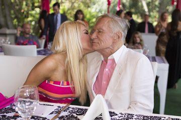 Playboy-ის დამაარსებელმა 30 წლის მეუღლე მემკვიდრეობის გარეშე დატოვა