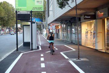 პეკინის ქუჩის ველობილიკზე სიარულისთვის ქვეითი დაჯარიმდება