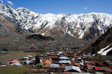 სტეფანწმინდა მსოფლიოს ყველაზე ლამაზი პატარა ქალაქების ჩამონათვალში მოხვდა