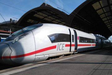 ბელგიიდან გერმანიაში მიმავალი მატარებელი გვირაბში გაიჭედა