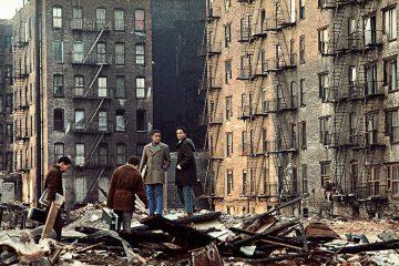 ნიუ-იორკი 50 წლის წინ