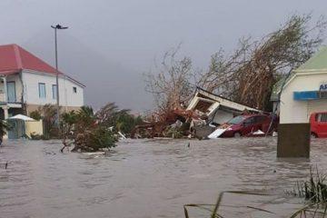 """ქარიშხალ """"ირმას"""" შემდეგ კუნძული ბარბუდა საცხოვრებლად გამოუსადეგარია"""