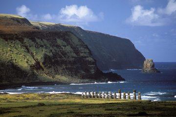 """კუნძული """"Rapa Nui"""" -ის საიდუმლო ამოხსნილია"""