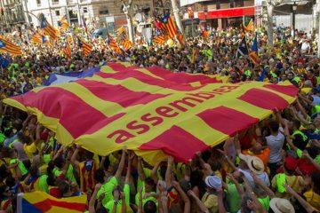 ესპანეთის მეფის განცხადებით ესპანეთის ტერიტორიული მთლიანობა კონსტიტუციითაა დაცული