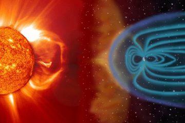პლანეტაზეძლიერი მაგნიტური ქარიშხალი ფიქსირდება