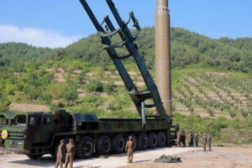 ჩრდილო კორეამ კონტინენტთაშორისო ბალისტიკური რაკეტები შესაძლოა, 10 ოქტომბერს გაუშვას