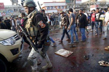 სამხრეთ ერაყში ორ ტერაქტს 50 ადამიანის სიცოცხლე ემსხვერპლა