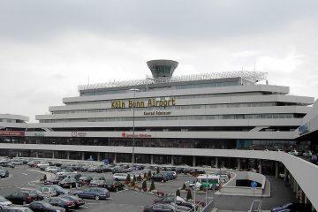 გერმანიის აეროპორტში ევაკუაცია გამოცხადდა