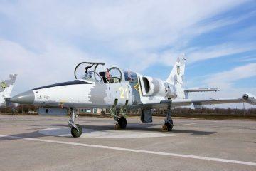უკრაინაში სამხედრო თვითმფრინავი ჩამოვარდა