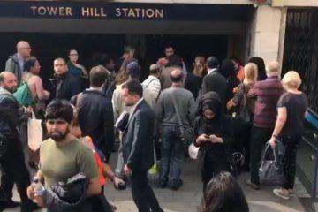 ტელეფონის დამტენის აფეთქების გამო ლონდონის მეტროს ევაკუაცია განხორციელდა