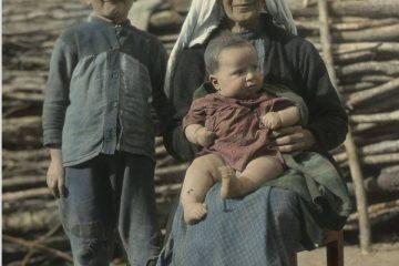ამერიკელი ფოტოგრაფის მიერ გადაღებული სვანეთის უცნობი ფოტოები