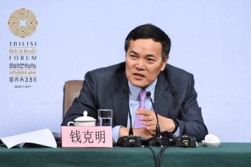 """""""საქართველო აბრეშუმის გზის ფორუმის მნიშვნელოვანი პარტნიორია"""", – ჩინეთის ვაჭრობის მინისტრის მოადგილე ცეან ქემინგი"""