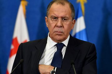 """ლავროვი: """"ყირიმის თემა საბოლოოდ დაიხურა"""""""