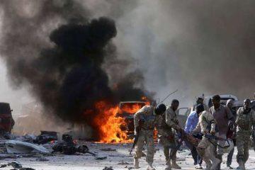 სირიაში ლტოლვილთა ბანაკში აფეთქება მოხდა