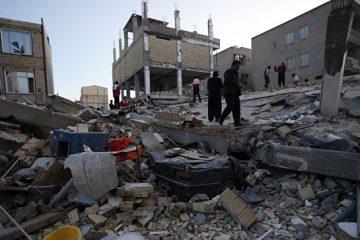 ირან-ერაყის საზვარზე მომხდარი მიწისძვრის მსხვრეპლი 200-მდე გაიზარდა