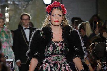 პრინცესა დაიანას ძმისშვილმა Dolce & Gabbana ჩვენებაში მიიღო მონაწილეობა