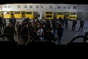 """""""ვაპირებთ არსებული ყვითელი ავტობუსების პარკის ჩანაცვლებას"""""""