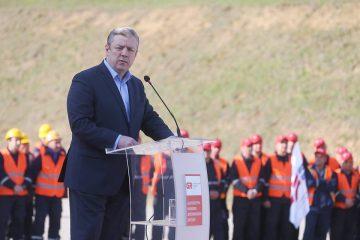 საქართველოში სიგრძით ყველაზე დიდი გვირაბის გათხრის სამუშაოები დასრულდა