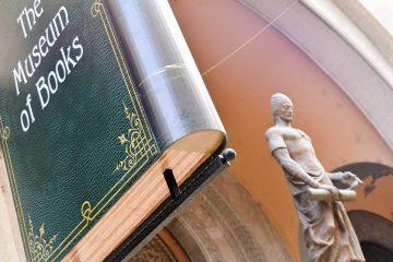 თბილისში წიგნის მუზეუმი გაიხსნა
