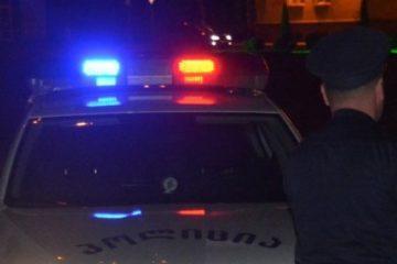 შსს: თბილისში მამაკაცმა ყოფილი ცოლი სახის არეში დაჭრა