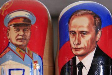 "Wire: პუტინის პერიოდში რუსეთი ""სტალინისტურ იმპერიალიზმს"" დაუბრუნდა"