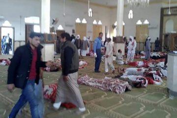 ეგვიპტეში აფეთქების შედეგად გარდაცვლილთა რაოდენობა 235-მდე გაიზარდა