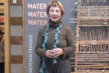 ქეთევან ფერაძის პროექტი – TERRA MATER თიბისი არტ გალერეაში