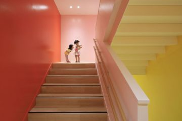 ფერადი საბავშვო ბაღი იაპონიაში