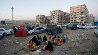 ირან-ერაყის საზღვარზე მიწისძვრას 135 ადამიანი ემსხვერპლა