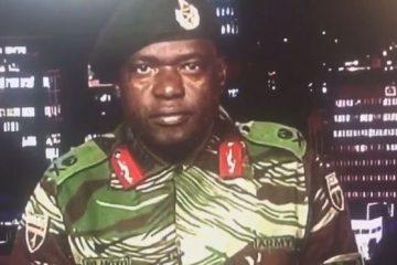 ზიმბაბვეს ჯარმა სახელმწიფო ტელევიზიის შენობა დაიკავა