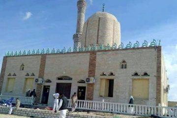 ეგვიპტეში, მეჩეთში აფეთქებას 155 ადამიანი ემსხვერპლა