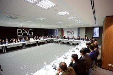მთავრობის ეკონომიკურმა გუნდმა საპენსიო რეფორმა ბიზნესასოციაციასთან შეხვედრაზე  განიხილა