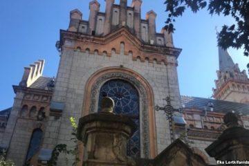 """""""ლეოგრანდში"""" დაღუპულების სამოქალაქო პანაშვიდი ბათუმის ღვთისმშობლის შობის საკათედრო ტაძარში მიმდინარეობს"""