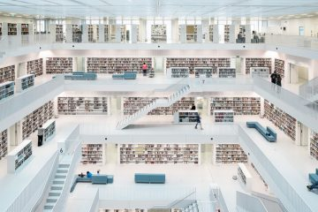 ევროპის ყველაზე საოცარი ბიბლიოთეკები