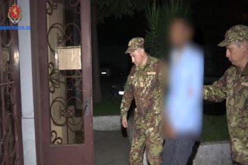 შსს-ს სასაზღვრო პოლიციამ სომალის მოქალაქეები დააკავა