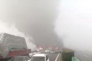 მასშტაბურ ავარიას 18 ადამიანი ემსხვერპლა