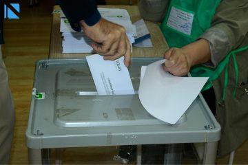 თვიმმართველობის არჩევნების მეორე ტური 12 ნოემბერს გაიმართება