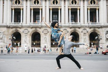 მოცეკვავეების განსაცვიფრებელი სურათები