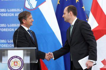 """ევროკავშირში საქართველო განიხილება ქვეყანა, რომელიც ყველაზე კარგად არის მომზადებული ევროკავშირში გასაწევრიანებლად"""""""