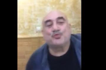 """""""ვლადიმერსკი ცენტრალის"""" ფონზე მოქეიფე """"ქართული მარშელები"""""""