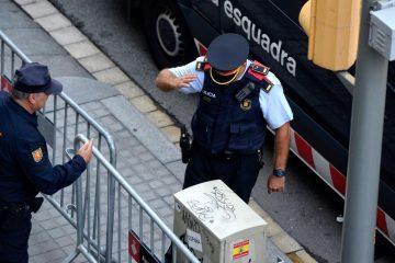 ესპანეთში პოლიციამ ე.წ. კანონიერი ქურდის კახა შუშანაშვილის ცოლი დააკავა