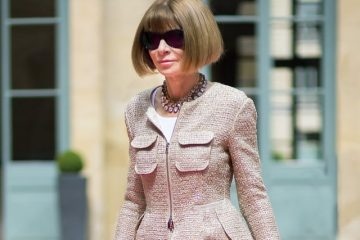 ჟურნალი Vogue-ის მთავარი რედაქტორი ანა ვინტური მედიაში ყველაზე გავლენიან ქალად დასახელდა