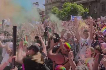 ავსტრალიაში ერთსქესიანთა ქორწინება დაკანონდება