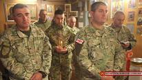 ქართველმა მშვიდობისმყოფელებმა ავღანეთში გიორგობა აღნიშნეს
