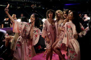 """უახლესი ფოტოები შანხაის """"Victoria's Secret-ის"""" შოუდან"""