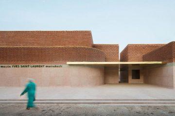 Yves Saint Laurent-ის მუზეუმი მარაკეშში იხსნება (ფოტოამბავი)