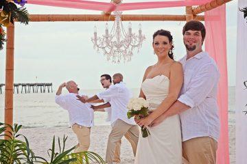 სასაცილო შემთხვევები ქორწილში