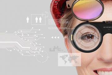 givenchy VR goggles: მოდის მომავალი