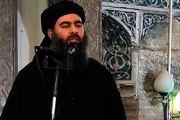 ნიკოლაი პატრუშევი აბუ ბაქრ ალ-ბაღდადის დაღუპვის ფაქტს ვერ ადასტურებს